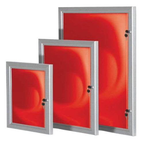 Poster Cases & Noticeboards