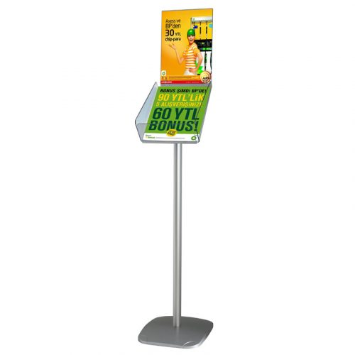 Decorative Brochure Stand Plus