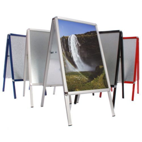 Aluminium A-Boards