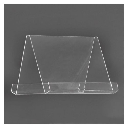 Brochure Acrylic Shelves