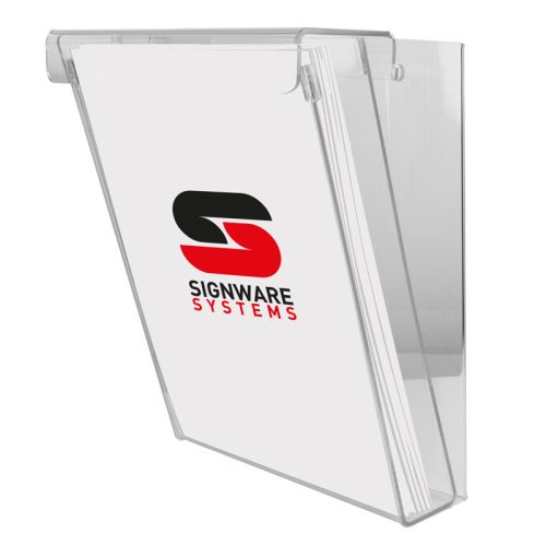 External Leaflet Dispenser