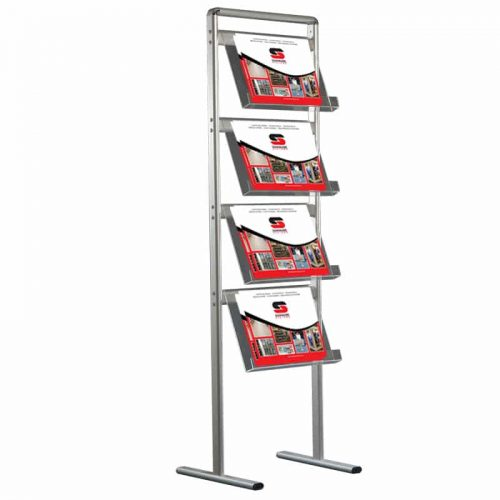 Brochure stand sets