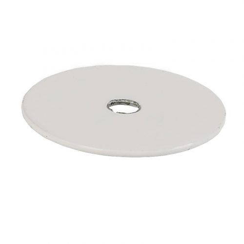 Disc with Recessed Hole