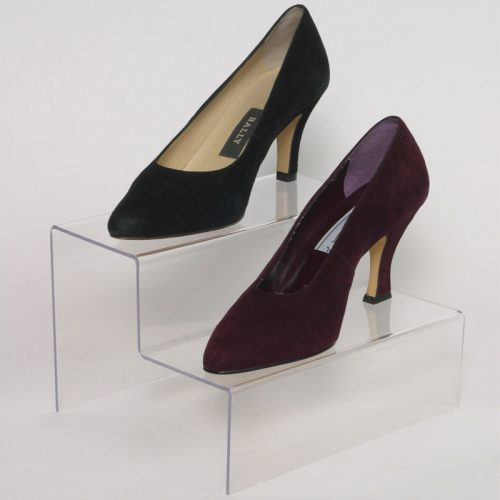 Stepped Shoe Stand