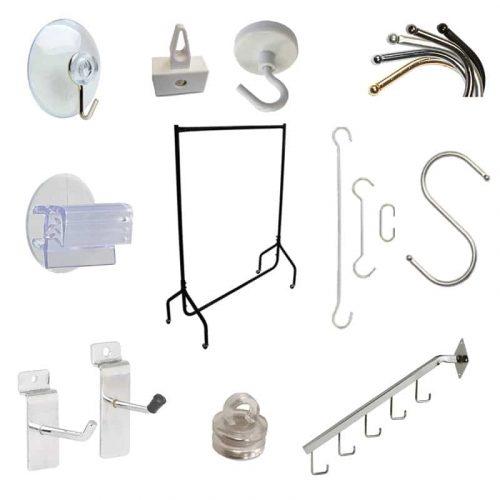 Merchandising Display Accessories