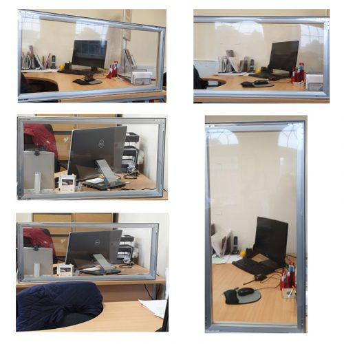 Tex-Screen-Desk